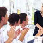 Bạn là người biết giao tiếp ở nơi làm việc