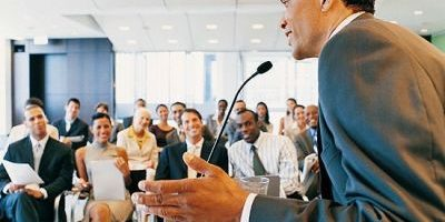 Chuẩn bị cho bài thuyết trình