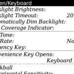 Cách tiết kiệm pin cho BlackBerry