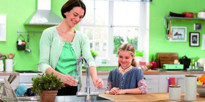 Chọn vòi rửa phù hợp cho nhà bếp