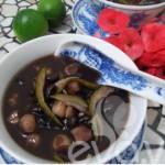 Chè đậu đen hạt sen cho ngày nắng nóng