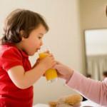 Thực phẩm cần kiêng cho bé bị ho