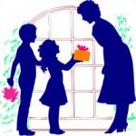 Tặng quà thể hiện tình yêu thương & dạy con cách cho đi