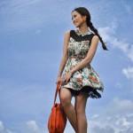 Xu hướng in hoa thời trang hè
