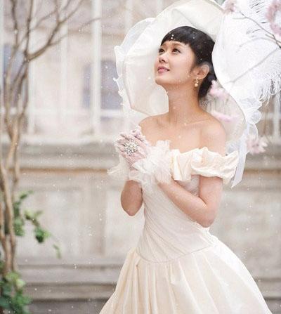 Cô dâu quyến rũ nhờ giảm cân siêu tốc!