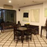 Căn nhà cực đẹp của họa sỹ Hà Thành