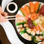 Ăn cá, giảm cân và chăm làm việc nhà ở người Nhật