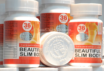 Thuoc giam can beautiful slim body usa