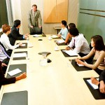 Điều hành cuộc họp