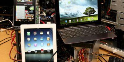 Pin máy tính bảng Nexus dùng mau cạn hơn Pin iPad 4, iPad 3, iPad mini