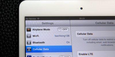 iPad mini 4G giá 16 triệu tại Sài Gòn