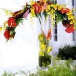Trang trí nhà đẹp trong ngày tết qua 4 kiểu cắm hoa