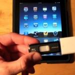 Tuyệt chiêu kết nối USB với iPad