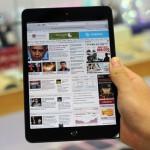iPad mini xách tay giá cứng hơn hàng chính hãng