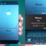 Ảnh được cho là iPhone 5S