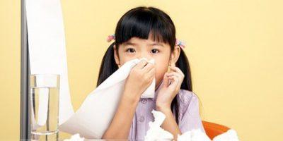 Chăm sóc thế nào khi con bệnh?