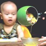 Cho trẻ uống nước xương hầm có tốt không?