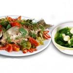 Thực phẩm giảm cân an toàn sau sinh đẻ