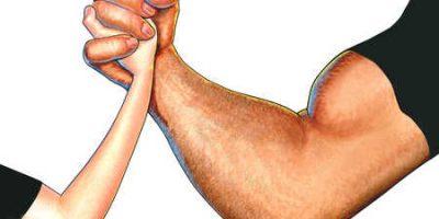 Tránh mạnh đánh yếu