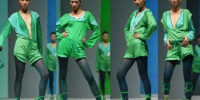 """Dẫn đầu xu hướng thời trang """"xanh"""""""