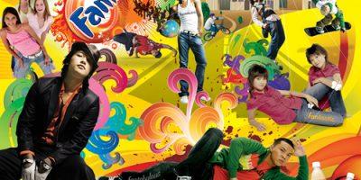 Màu sắc tạo nên những hình ảnh quảng cáo ấn tượng