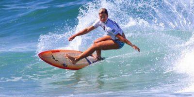 Thành công từ say mê lướt sóng
