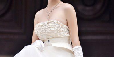 4 kiểu tóc cho 4 khuôn mặt dành cho cô dâu