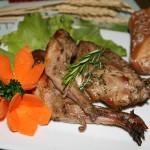 Các món ăn ngon từ thịt thỏ