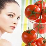 Bí quyết làm đẹp da từ quả cà chua