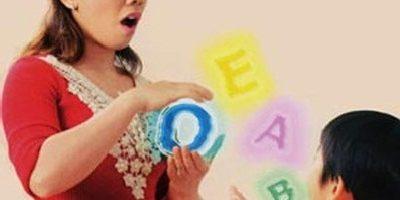 Những cách luyện ngôn ngữ cho trẻ em