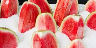 Không nên ăn dưa hấu để lạnh