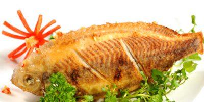 Ăn nhiều cá chiên sẽ dễ bị đột quỵ