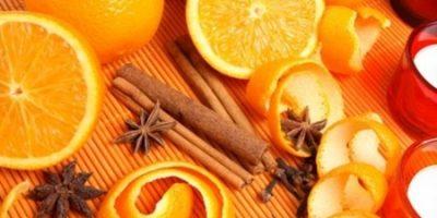 Diệt kiến từ vỏ cam