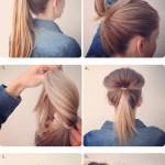 Kiểu tóc  trẻ trung, năng động