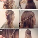 Làm tóc cho buổi hẹn hò, đi chơi