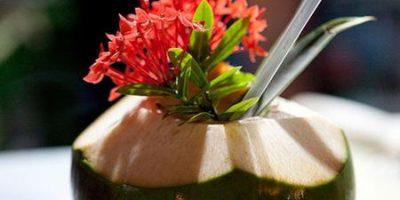 Nước dừa không phải ai cũng uống được