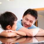 Bố ảnh hưởng đến con như thế nào?