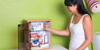 Một số lưu ý đối với tủ thuốc gia đình