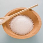 Bí quyết giảm mỡ bụng bằng muối