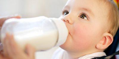 Lưu ý khi chọn sữa bột cho bé