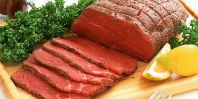 Bảo quản thịt heo