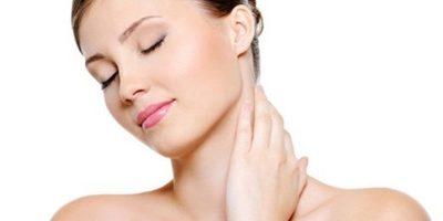Bảo vệ da và cổ