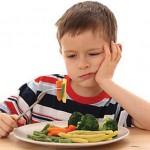 Trẻ biếng ăn – mẹ nên xem lại thực đơn