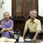 Bố mẹ chồng và những ân tình dành cho con dâu