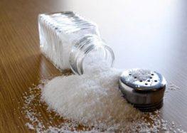 Công dụng chữa bệnh của muối
