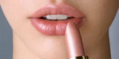 Giảm trí thông minh do son môi