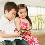 Dạy trẻ cách giao tiếp