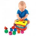 Trẻ học được gì khi chơi