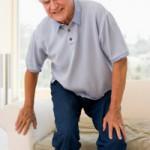 Thoái hoá khớp gối của người cao tuổi