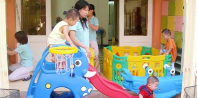 Trau dồi kỹ năng kết bạn cho con